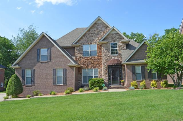 809 Brooke Valley Trace, Clarksville, TN 37043 (MLS #RTC2043763) :: Cory Real Estate Services