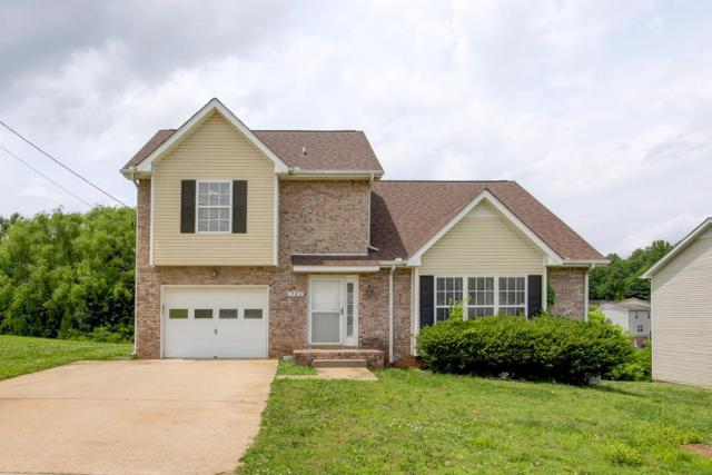 940 Roedeer Dr, Clarksville, TN 37042 (MLS #RTC2043803) :: Cory Real Estate Services