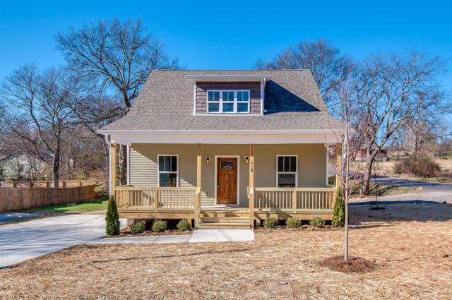 1539 Ocoee Trl, Madison, TN 37115 (MLS #RTC2043814) :: Cory Real Estate Services
