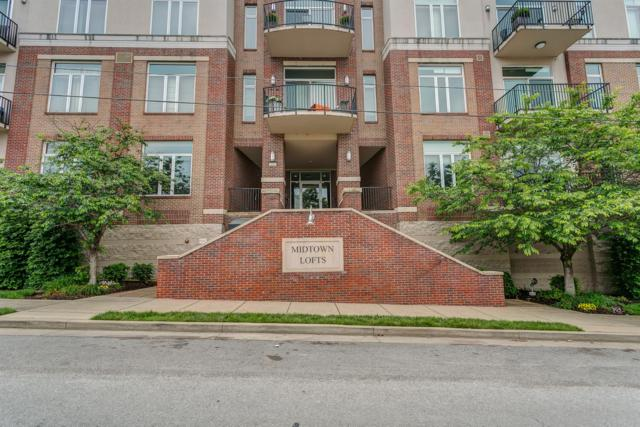 205 31St Ave N Apt 113, Nashville, TN 37203 (MLS #RTC2043838) :: Nashville on the Move