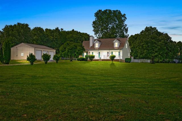2425 Chester Harris Road, Woodlawn, TN 37191 (MLS #RTC2043885) :: Fridrich & Clark Realty, LLC
