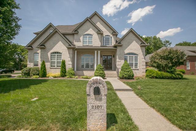 2107 Higgins Ln, Murfreesboro, TN 37130 (MLS #RTC2044037) :: Fridrich & Clark Realty, LLC