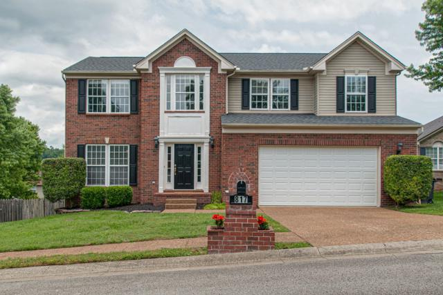 817 Aimes Ct, Nashville, TN 37221 (MLS #RTC2044039) :: Ashley Claire Real Estate - Benchmark Realty