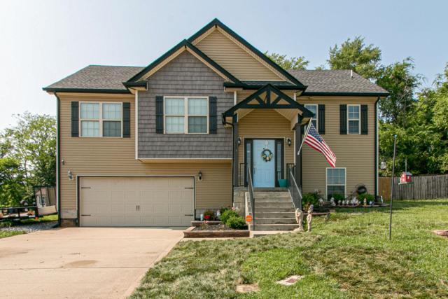 2309 Spike Ct, Clarksville, TN 37040 (MLS #RTC2044043) :: RE/MAX Choice Properties