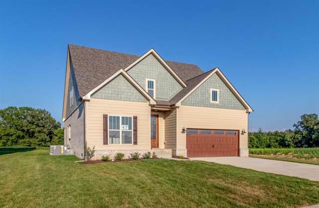 1421 Hereford Blvd, Clarksville, TN 37043 (MLS #RTC2044045) :: Hannah Price Team