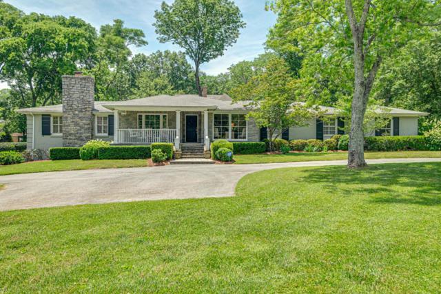 129 Cheek Rd, Nashville, TN 37205 (MLS #RTC2044114) :: John Jones Real Estate LLC