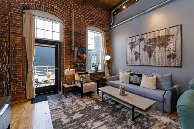 1350 Rosa Parks Blvd #425 #425, Nashville, TN 37208 (MLS #RTC2044227) :: Ashley Claire Real Estate - Benchmark Realty
