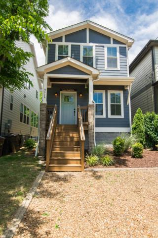 931A Thomas Ave, Nashville, TN 37216 (MLS #RTC2044297) :: John Jones Real Estate LLC