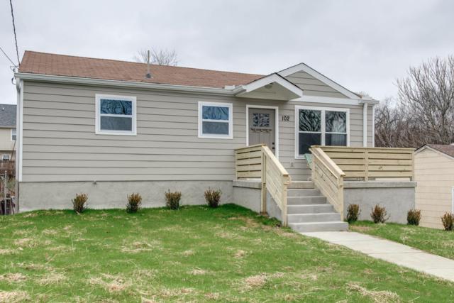 102 Mckennell Dr, Nashville, TN 37206 (MLS #RTC2044383) :: Berkshire Hathaway HomeServices Woodmont Realty