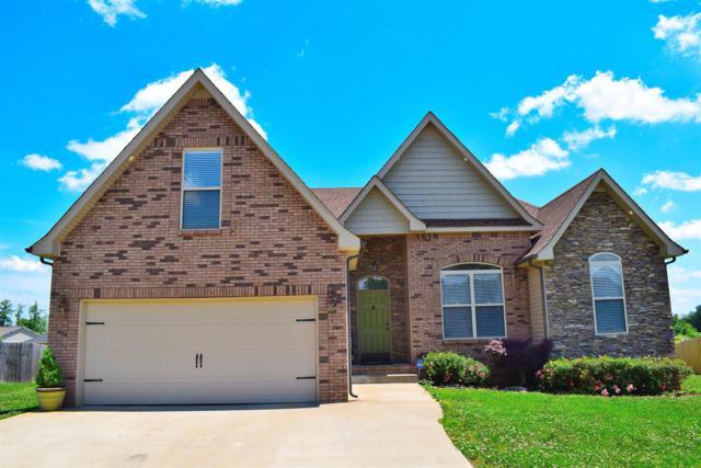 2300 Killington Dr, Clarksville, TN 37040 (MLS #RTC2044501) :: Hannah Price Team