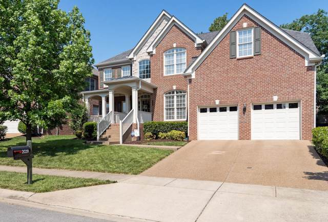 2029 Pulley Pl, Nolensville, TN 37135 (MLS #RTC2044522) :: Exit Realty Music City
