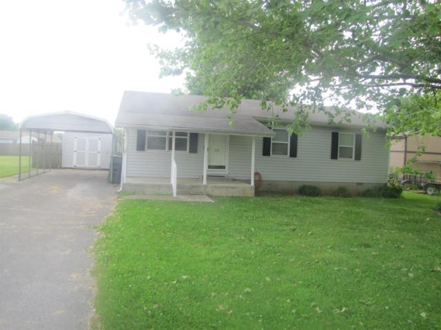 101 Lee Ln., Hopkinsville, KY 42240 (MLS #RTC2044591) :: John Jones Real Estate LLC