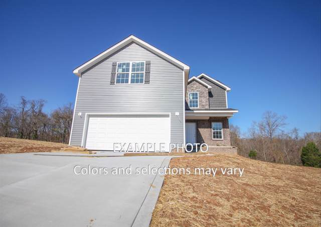 61 Sango Mills Lot 61, Clarksville, TN 37043 (MLS #RTC2045292) :: REMAX Elite