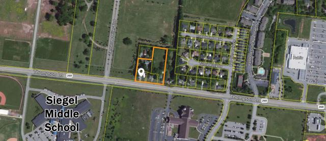 280 W Thompson Ln, Murfreesboro, TN 37129 (MLS #RTC2045507) :: Felts Partners