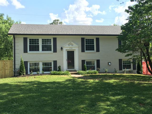 1710 Clydeway Dr, Murfreesboro, TN 37130 (MLS #RTC2045538) :: CityLiving Group