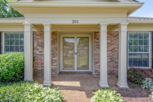 201 Boxwood Dr, Franklin, TN 37069 (MLS #RTC2046192) :: Team Wilson Real Estate Partners