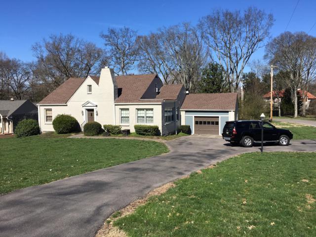 4312 Glen Eden Dr, Nashville, TN 37205 (MLS #RTC2046485) :: Team Wilson Real Estate Partners