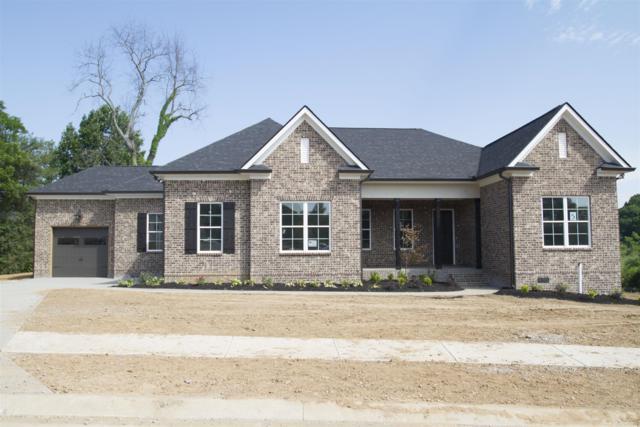 1032 October Park Way, Franklin, TN 37067 (MLS #RTC2046907) :: RE/MAX Choice Properties