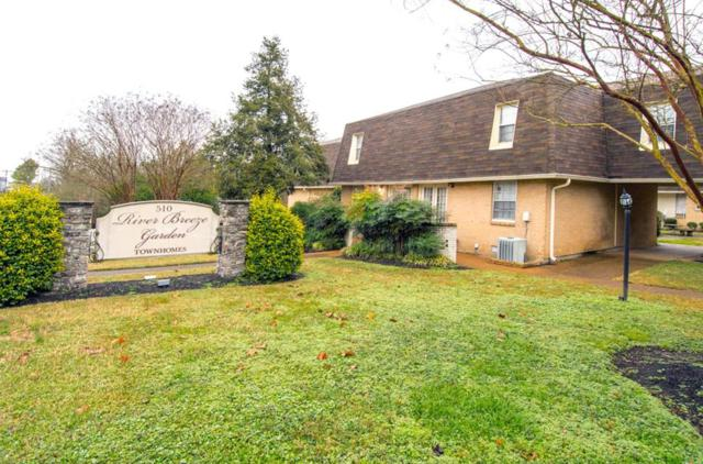 510 Basswood Ave Apt 11 #11, Nashville, TN 37209 (MLS #RTC2047189) :: Team Wilson Real Estate Partners