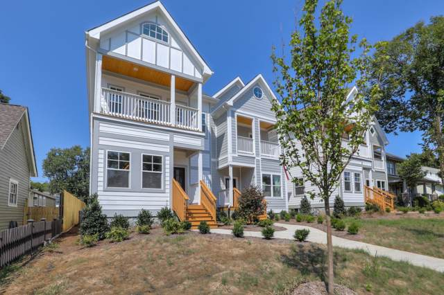 4306B Dakota Ave, Nashville, TN 37209 (MLS #RTC2047400) :: CityLiving Group