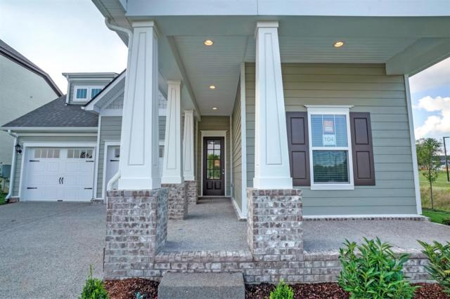 4607 Maryweather Ln, Lot 20, Murfreesboro, TN 37128 (MLS #RTC2047634) :: John Jones Real Estate LLC