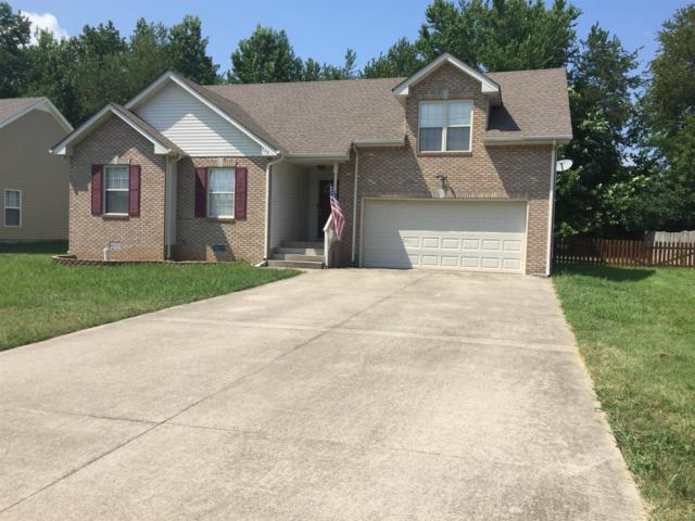 349 Woodtrace Drive, Clarksville, TN 37042 (MLS #RTC2047665) :: RE/MAX Choice Properties