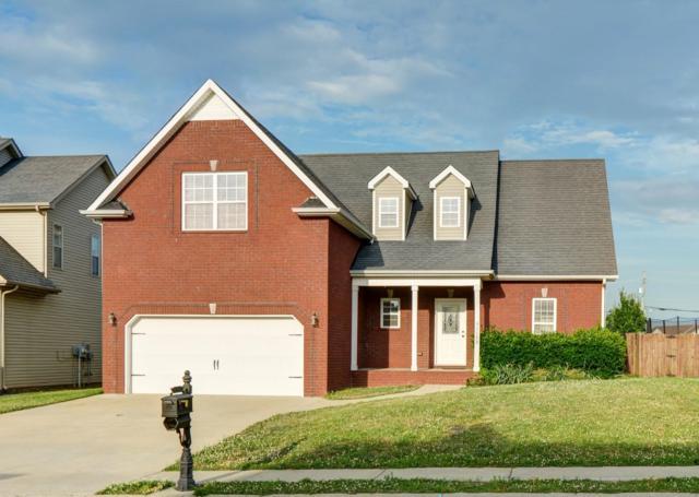 1153 Chinook Circle, Clarksville, TN 37042 (MLS #RTC2047738) :: Nashville on the Move