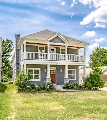 309 54Th Ave N, Nashville, TN 37209 (MLS #RTC2047794) :: CityLiving Group