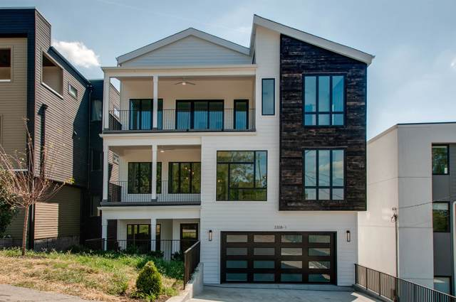 3308 Trevor Street, #1, Nashville, TN 37209 (MLS #RTC2047988) :: Village Real Estate