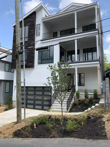 3308 Trevor Street, #1, Nashville, TN 37209 (MLS #RTC2047988) :: Village Real Estate