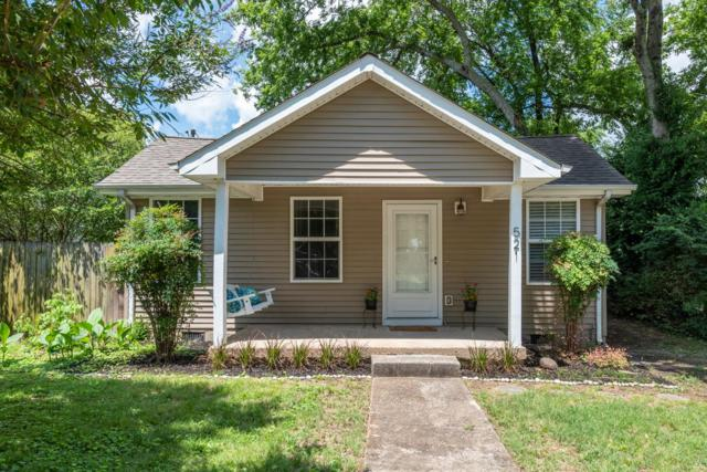 521 Snyder Ave, Nashville, TN 37209 (MLS #RTC2048037) :: Berkshire Hathaway HomeServices Woodmont Realty