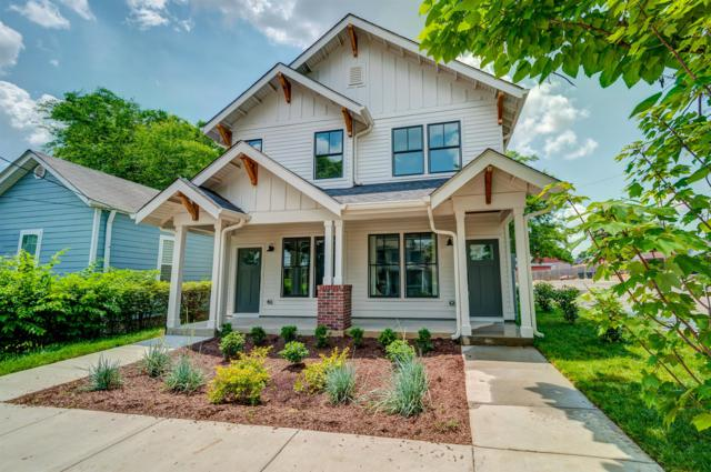 1709B 4th Ave N, Nashville, TN 37208 (MLS #RTC2048247) :: RE/MAX Homes And Estates