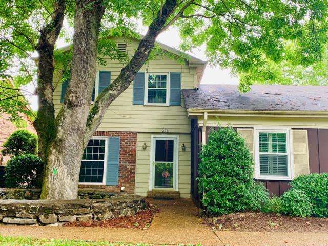228 Boxwood Dr, Franklin, TN 37069 (MLS #RTC2048738) :: Team Wilson Real Estate Partners