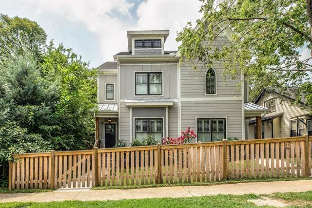 1011A Montrose Ave, Nashville, TN 37204 (MLS #RTC2048815) :: Exit Realty Music City
