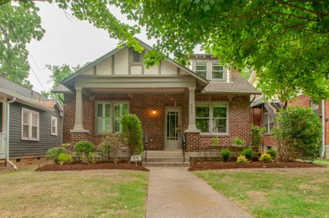 1407 Franklin Ave, Nashville, TN 37206 (MLS #RTC2049025) :: Village Real Estate
