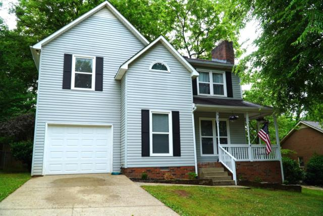 1529 Ashlawn Dr, Murfreesboro, TN 37129 (MLS #RTC2049116) :: Village Real Estate