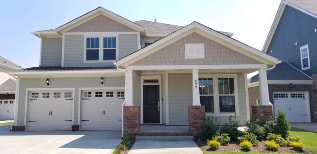 572 Nottingham Avenue #513, Hendersonville, TN 37075 (MLS #RTC2049310) :: RE/MAX Homes And Estates