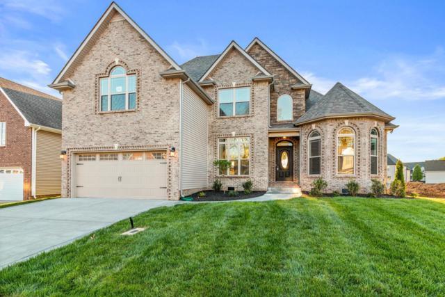 116 Griffey Estates, Clarksville, TN 37042 (MLS #RTC2049329) :: Village Real Estate