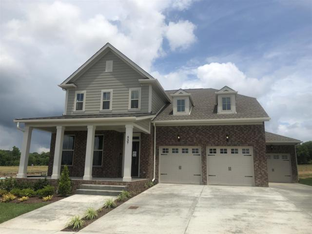537 Nottingham Ave #561, Hendersonville, TN 37075 (MLS #RTC2049407) :: RE/MAX Homes And Estates
