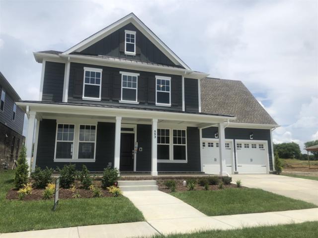 553 Nottingham Avenue #565, Hendersonville, TN 37075 (MLS #RTC2049408) :: RE/MAX Homes And Estates
