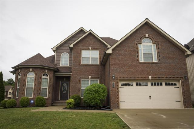 3791 Windhaven Dr, Clarksville, TN 37040 (MLS #RTC2049457) :: Cory Real Estate Services