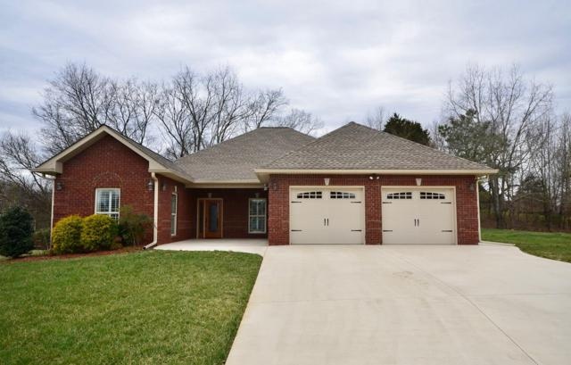 708 Valencia Dr, Clarksville, TN 37043 (MLS #RTC2049520) :: Cory Real Estate Services