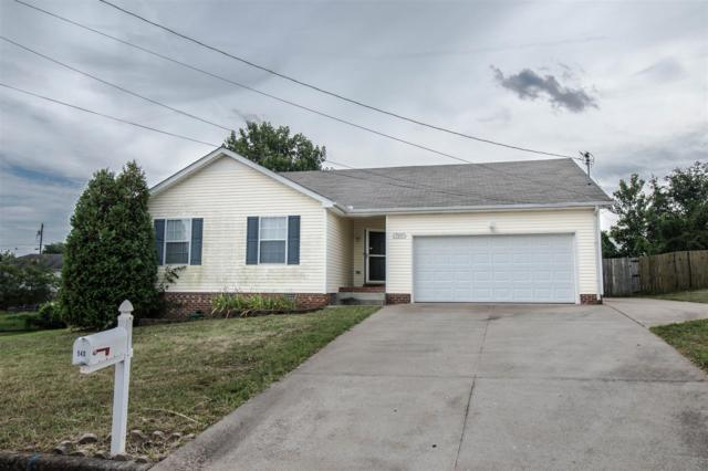 940 Lindsey Dr, Clarksville, TN 37042 (MLS #RTC2049993) :: CityLiving Group