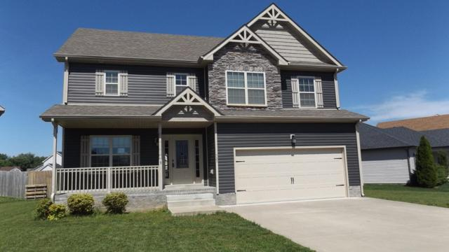 527 Falkland Cir, Clarksville, TN 37042 (MLS #RTC2050080) :: Village Real Estate