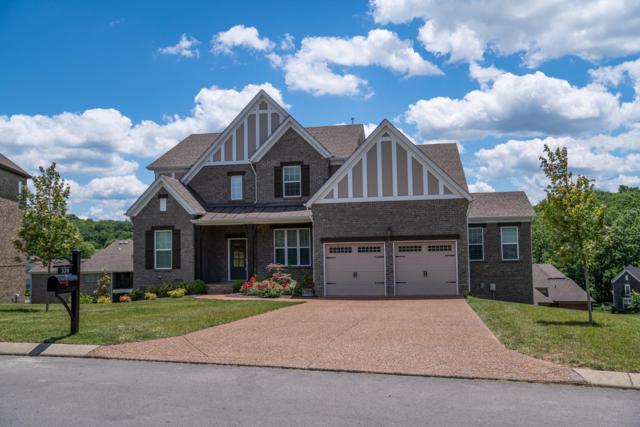 326 Crescent Moon Cir, Nolensville, TN 37135 (MLS #RTC2050081) :: John Jones Real Estate LLC