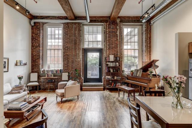1350 Rosa L Parks Blvd #219 #219, Nashville, TN 37208 (MLS #RTC2050105) :: RE/MAX Homes And Estates