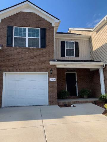 2013 Huyana Way, Spring Hill, TN 37174 (MLS #RTC2050273) :: FYKES Realty Group