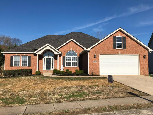 1233 Chapmans Retreat Dr, Spring Hill, TN 37174 (MLS #RTC2050298) :: Village Real Estate