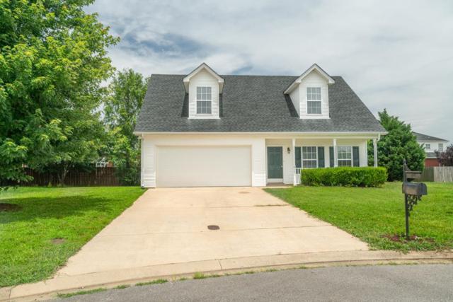 422 Tulane Ct, Murfreesboro, TN 37128 (MLS #RTC2050315) :: Exit Realty Music City
