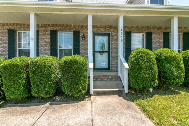 1569 Cedar Springs Cir, Clarksville, TN 37040 (MLS #RTC2050347) :: CityLiving Group